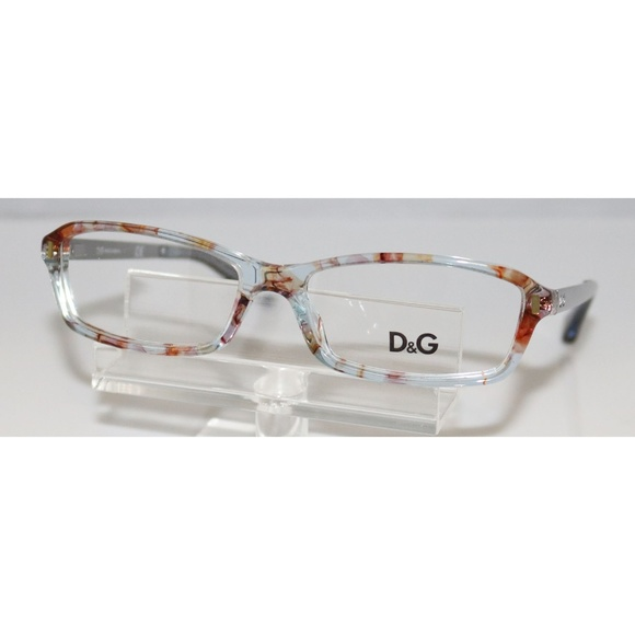 New Dolce & Gabbana flowers eyeglasses